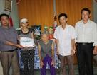 Trao gần 10 triệu đồng đến gia đình chị Võ Thị Chúc