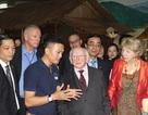 Tổng thống Ireland thăm Trung tâm trưng bày hậu quả chiến tranh tại Quảng Trị