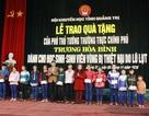 Quảng Trị: Trao quà của Phó Thủ tướng Trương Hòa Bình tặng học sinh nghèo vùng chịu ảnh hưởng của bão, lũ