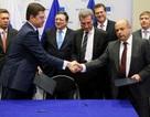 Nga và Ukraine đạt thỏa thuận nối lại nguồn cung khí đốt