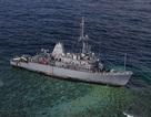 Mỹ trả Philippines 1,9 triệu USD tiền phạt vụ tàu chiến mắc cạn