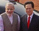 Thủ tướng Nguyễn Tấn Dũng: Việt-Ấn đẩy mạnh hợp tác trên tất cả các lĩnh vực