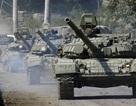 32 xe tăng Nga bị cáo buộc vượt biên giới vào Ukraine