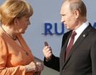 Báo Đức tiết lộ cuộc họp kín suốt 6 giờ giữa Merkel và Putin