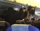 Hành khách Trung Quốc đánh nhau trên máy bay