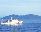 Nhật Bản phản đối tàu Trung Quốc vào vùng biển Senkaku/Điếu Ngư