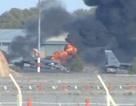 Chiến đấu cơ Hy Lạp rơi trong cuộc huấn luyện của NATO, 10 người chết