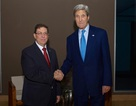 Ngoại trưởng Mỹ - Cuba lần đầu gặp song phương