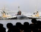 Quân khu phía Tây, Hạm đội phương Bắc Nga được lệnh báo động chiến đấu