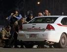 Mỹ: Biểu tình lại bùng phát tại Ferguson, 2 cảnh sát bị bắn