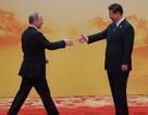 """Nga và Trung Quốc thảo luận """"Vành đai kinh tế con đường tơ lụa"""""""