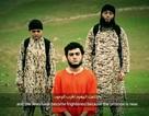 """IS tung video quay cảnh tay súng trẻ con xử tử """"gián điệp Israel"""""""
