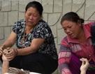 Những hình ảnh xé lòng từ tâm động đất tại Nepal