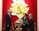 Tổng Giám đốc hãng thông tấn Mỹ AP thăm Việt Nam