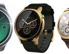 So sánh cấu hình của Samsung Gear S2, Moto 360 (2015) và Huawei Watch