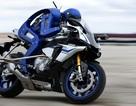 Yamaha muốn chế tạo robot lái xe máy nhanh hơn người thường