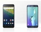 So sánh Google Nexus 6P và Samsung Galaxy S6 Edge+