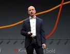 Ông chủ Amazon kiếm được 18 tỉ USD chỉ trong 3 tháng