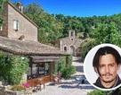 Ngắm nhìn biệt thự trị giá 55 triệu USD của tài tử Johnny Depp tại Pháp