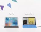 """Microsoft lại """"đá xoáy"""" Apple với quảng cáo Surface Pro 4"""