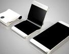 Lộ thiết kế smartphone uốn cong của Samsung, sẽ ra mắt năm sau?