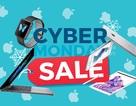Hết Black Friday lại đến Cyber Monday, tín đồ Apple lại được săn đồ giảm giá