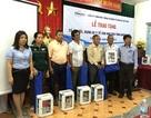 Khánh Hòa: Hỗ trợ 15 tủ thuốc, dụng cụ y tế thiết yếu cho ngư dân