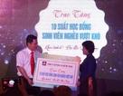 Khánh Hòa: Trao 10 suất học bổng cho sinh viên nghèo vượt khó