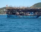 Cứu tàu cá cùng 11 ngư dân bị nạn trên vùng biển Trường Sa