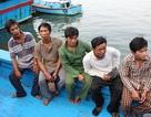 """5 ngư dân bị đâm chìm tàu ở Hoàng Sa, thoát chết nhờ thuyền thúng đã...""""cập bến"""""""