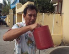 Dân bảo nước nhiễm mặn, lãnh đạo bảo không (!)