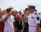 3 tàu Hải quân Trung Quốc thăm Cảng quốc tế Cam Ranh