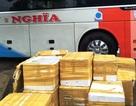 Bắt quả tang xe khách vận chuyển 900 kg nội tạng hôi thối ra Hà Nội tiêu thụ