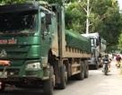 Vụ dân bê đá tảng chặn đường: Xử phạt xe quá tải