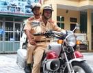 Thanh Hóa: CSGT gắn camera trên mũ để xử lý vi phạm