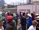 Dân tập trung phản đối nhà máy phân bón hoạt động trở lại