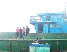 Tàu xả thải xuống biển chưa được kiểm tra an toàn hàng hải