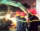 Cháy lớn trong Khu công nghiệp Tây Bắc Ga