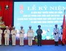 Cảnh sát PCCC tỉnh Thanh Hóa nhận Huân chương Chiến công hạng Nhì