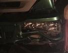 CSGT truy đuổi xe tải gây tai nạn, tài xế lái xe bỏ chạy