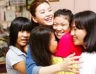Á hậu Diễm Trang mang Trung thu đến với trò nghèo