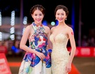 Hà Thu, Nam Em diện váy gợi cảm dự hội xuân