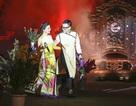 """""""Cặp đôi hoàn hảo"""" Hoàng Yến - Hà Duy tái hợp tại Lễ hội Áo dài"""