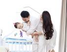 Trang Nhung viết thư cảm động tặng con gái sinh nhật đầu đời