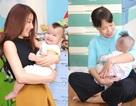 Diễm My 9X, Việt Hương xúc động bên các em nhỏ mồ côi