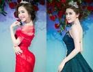 Elly Trần lần đầu tái xuất catwalk, Huyền My diện váy… 20kg