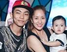 """Khánh Thi, Phan Hiển hạnh phúc khi con bập bẹ gọi """"cha"""""""