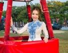 Elly Trần làm đại sứ lễ hội Khinh khí cầu Quốc tế 2016
