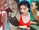 Ngập tràn hình ảnh sao Việt thả dáng với đồ bơi