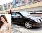 Diễm Trang được chồng đón bằng xế sang hơn 10 tỷ đồng